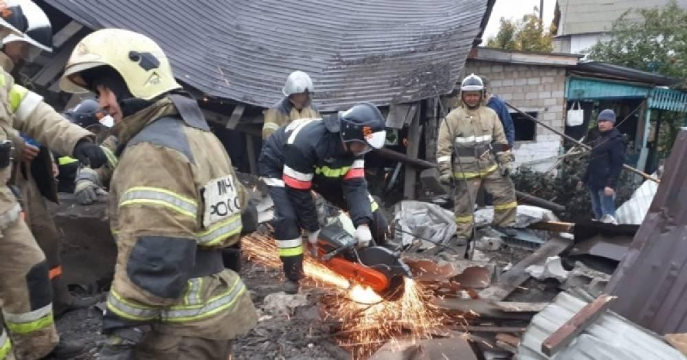 В жилом доме в Башкирии взорвался бытовой газ, погибли два человека