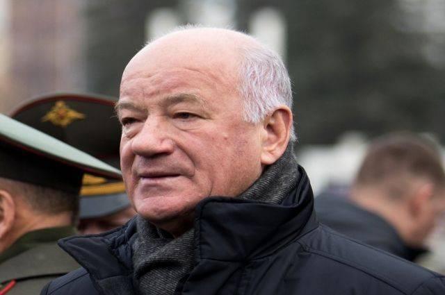 Ушел из жизни спикер Самарской губернской думы Виктор Сазонов
