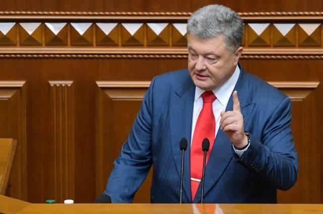 Порошенко признал, что оборонные нужды Украины превышают ее возможности