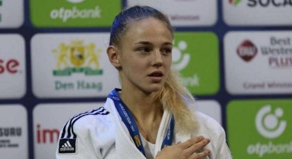 Дарья Билодид стала самой молодой чемпионкой мира по дзюдо