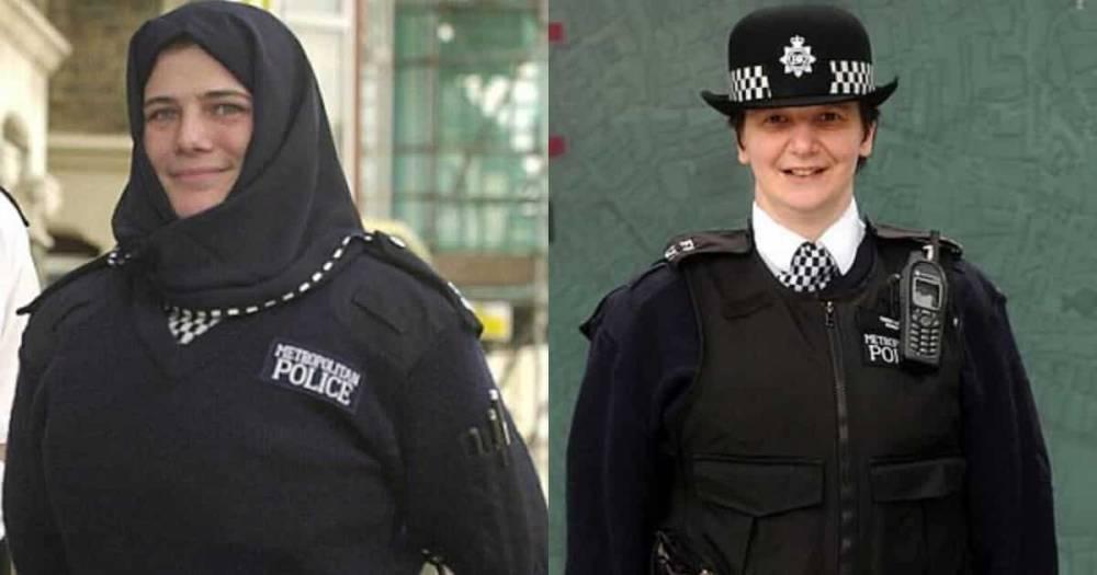 Полиция представила новую форму для офицеров-мусульманок, чтобы привлечь новобранцев из этнических меньшинств