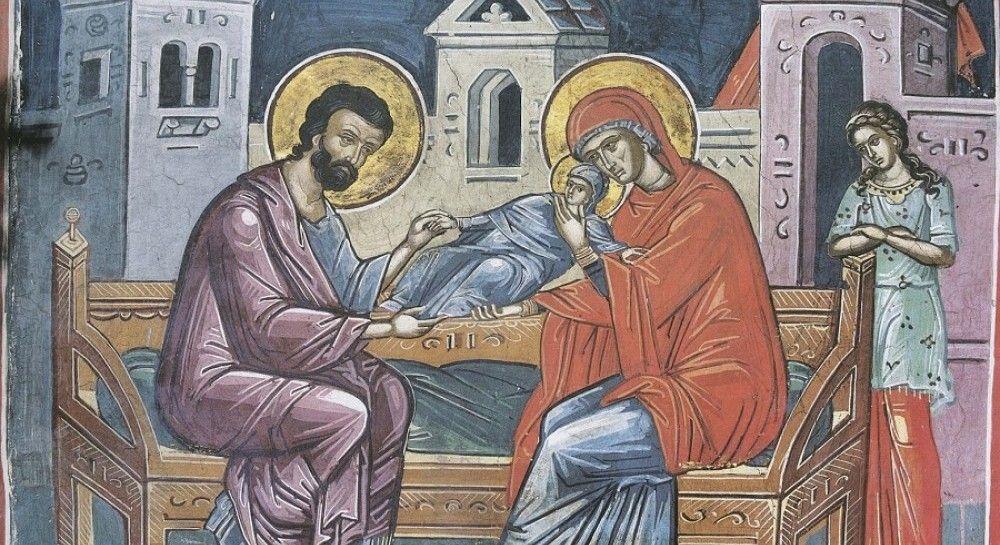 21 сентября православные празднуют Рождество Пресвятой Богородицы