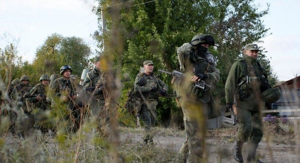 Боевики осуществили мощные огневые налеты на Донбассе и понесли потери