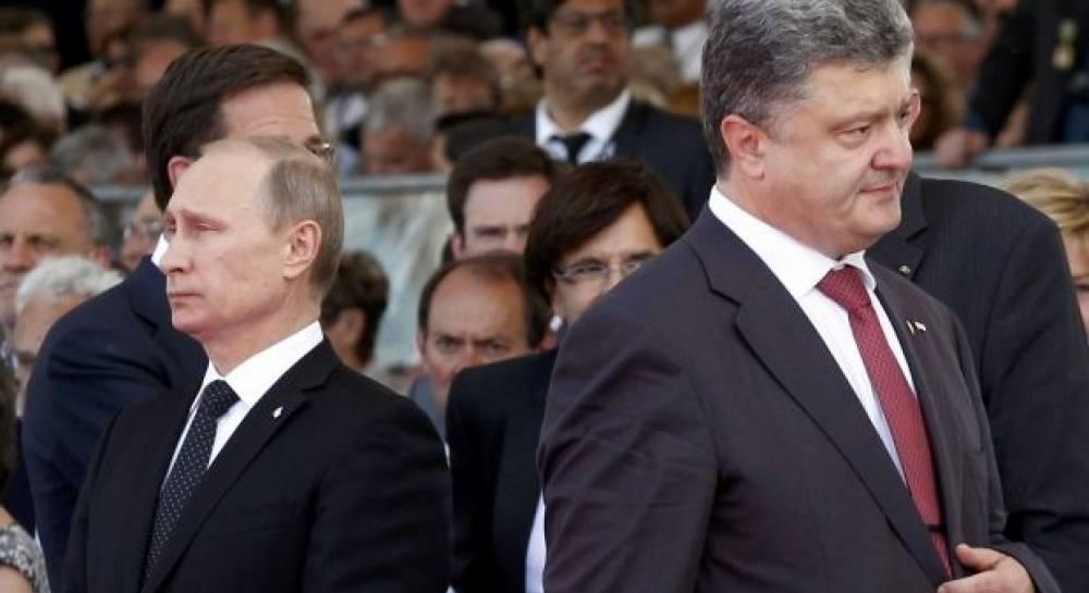 Спецпредставитель Госдепа США сравнил Порошенко и Путина