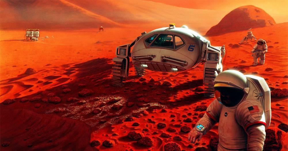 Учёные: Первая экспедиция на Марс погибнет ещё в космосе