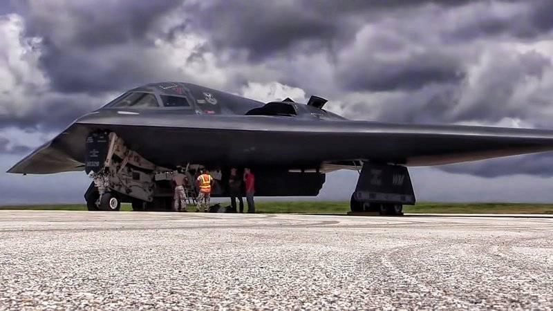 ВВС США перебросили B-2 Spirit на Гавайи в Тихом океане