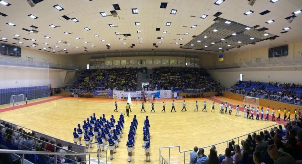 В Украине отпраздновали Международный день студенческого спорта