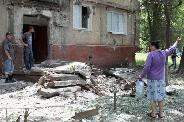 Киев хочет через суд лишить русский язык особого статуса в Донецкой области