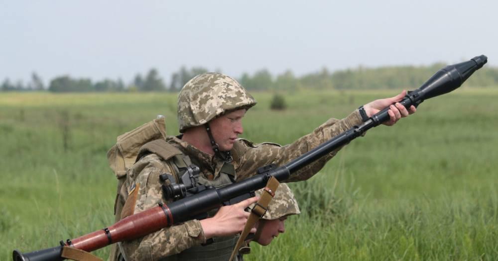 """В ЛНР заявили о нарушении украинскими силовиками """"школьного"""" перемирия"""