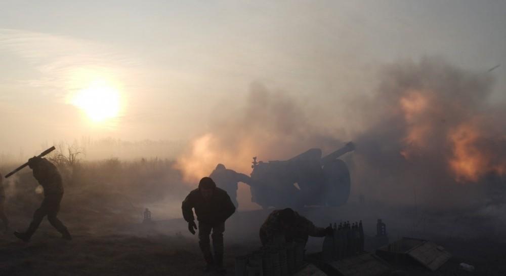 Сутки на Донбассе: боевики атаковали ВСУ из запрещенного оружия, ранены трое военных