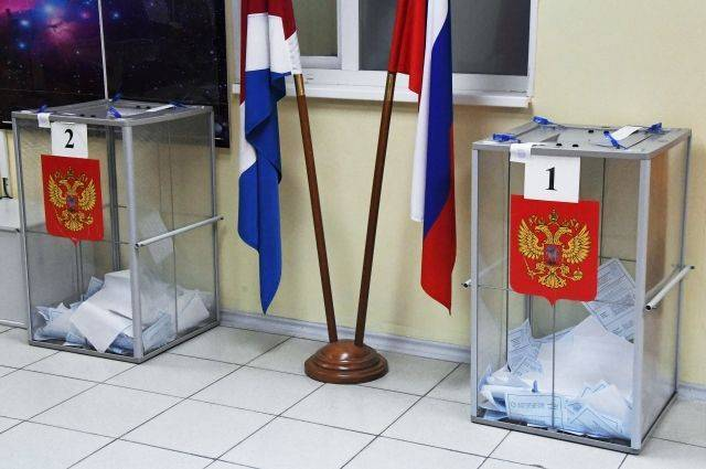 Второй тур выборов губернатора Хакасии состоится 7 октября