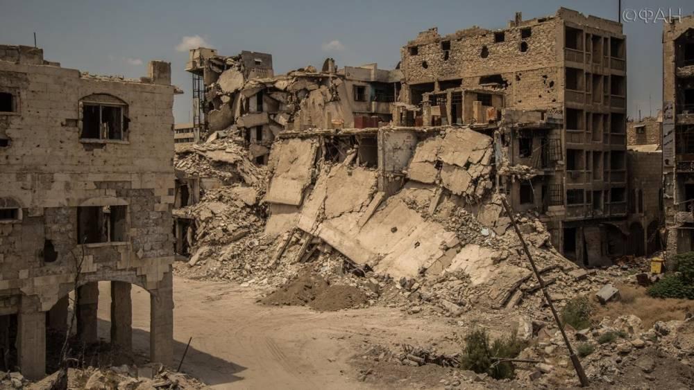Сирия новости 22 сентября 19.30: боевики обстреливают Алеппо, в Идлибе прогремело три взрыва