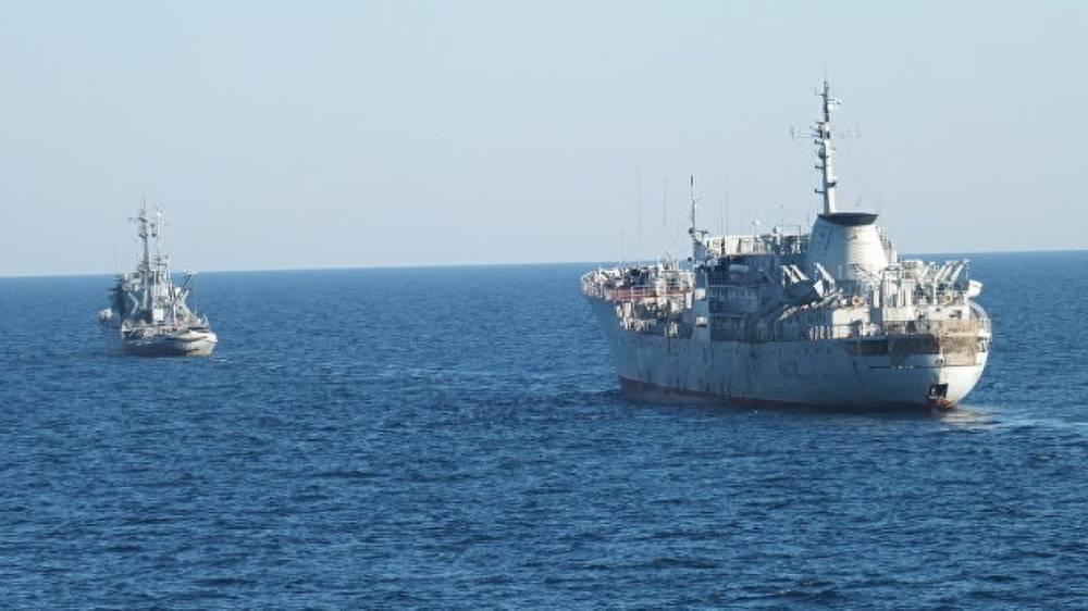 Эксперт объяснил смысл провокации ВМС Украины у берегов Крыма