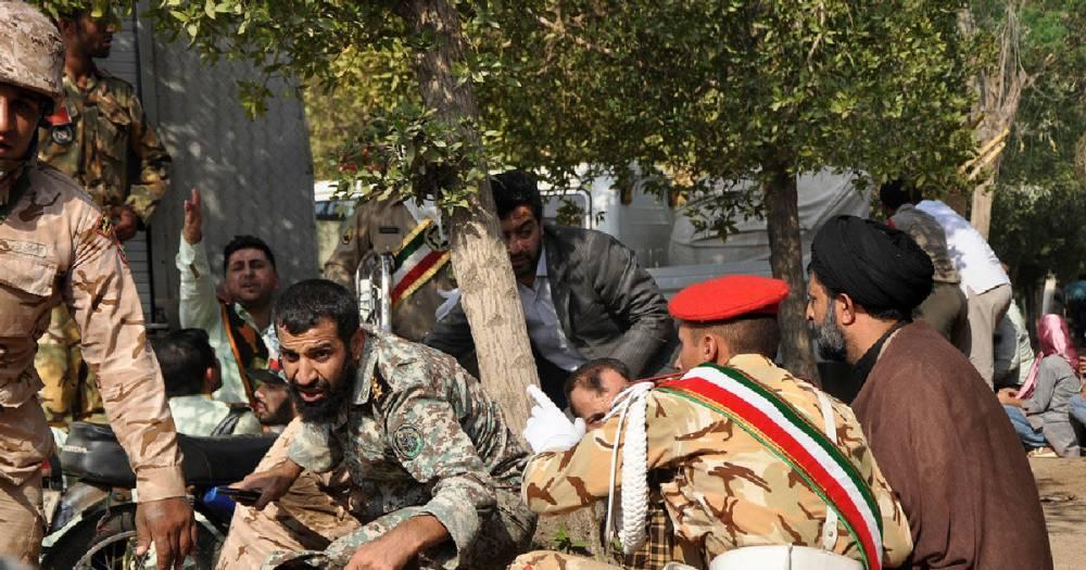 МИД Ирана вызвал представителей Британии, Дании и Нидерландов в связи с терактом