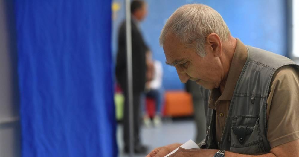 Явка на выборы губернатора Хабаровского края на 10:00 составила 7,13%