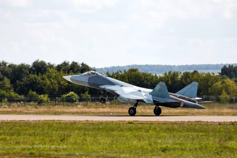 В ЮВО готовят аэродромы для базирования Су-57