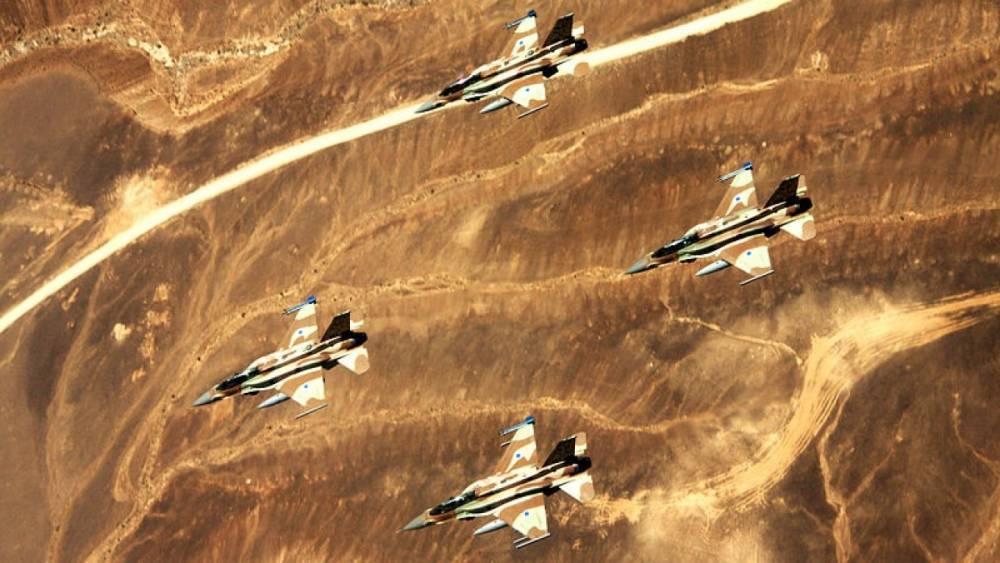 Минобороны РФ: Израиль не предупредил о местоположении F-16 в день гибели Ил-20