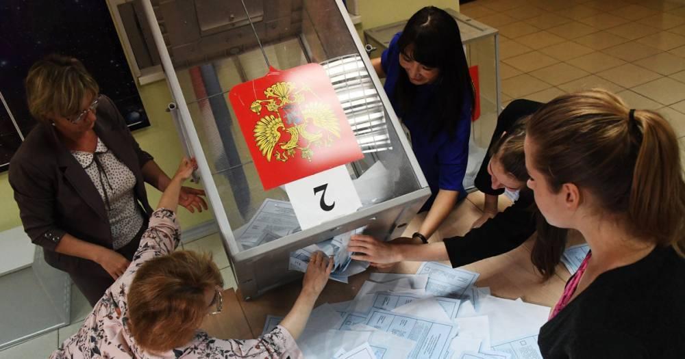 В Хабаровске могут отменить результаты голосования с одного участка