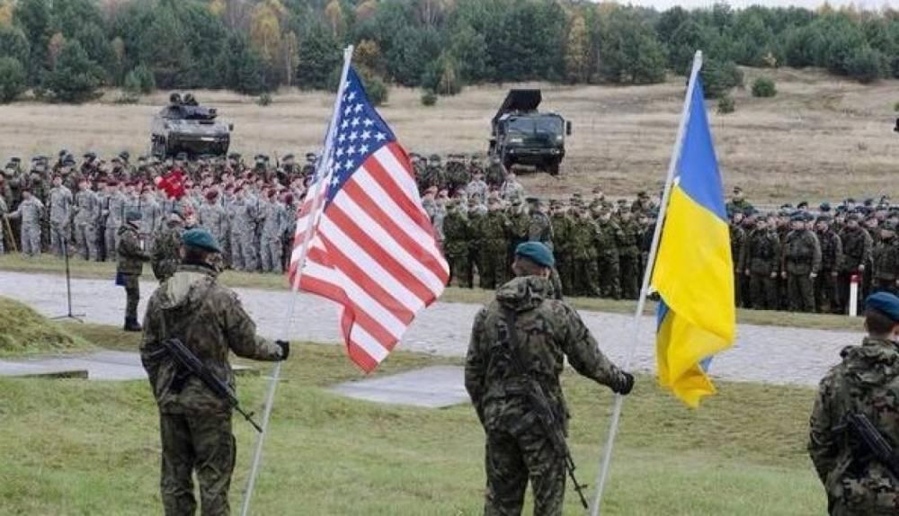 Инструкторы США и Канады обучат солдат ВСУ не подрываться на собственных минах в Донбассе