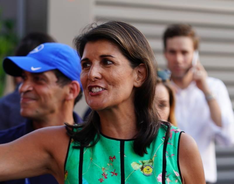 Хейли: вынуждать Асада не будем, сам уйдёт