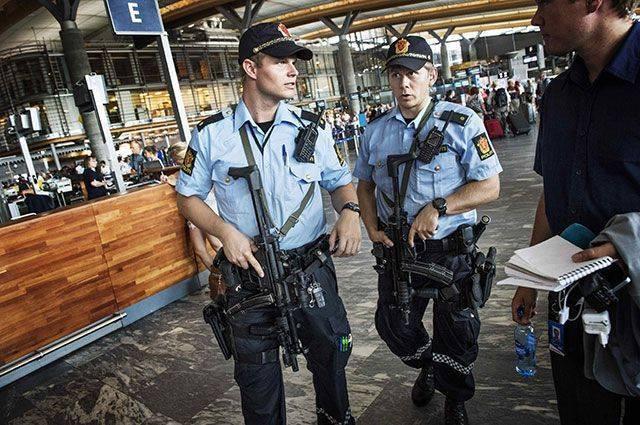 В Норвегии арестовали гражданина России