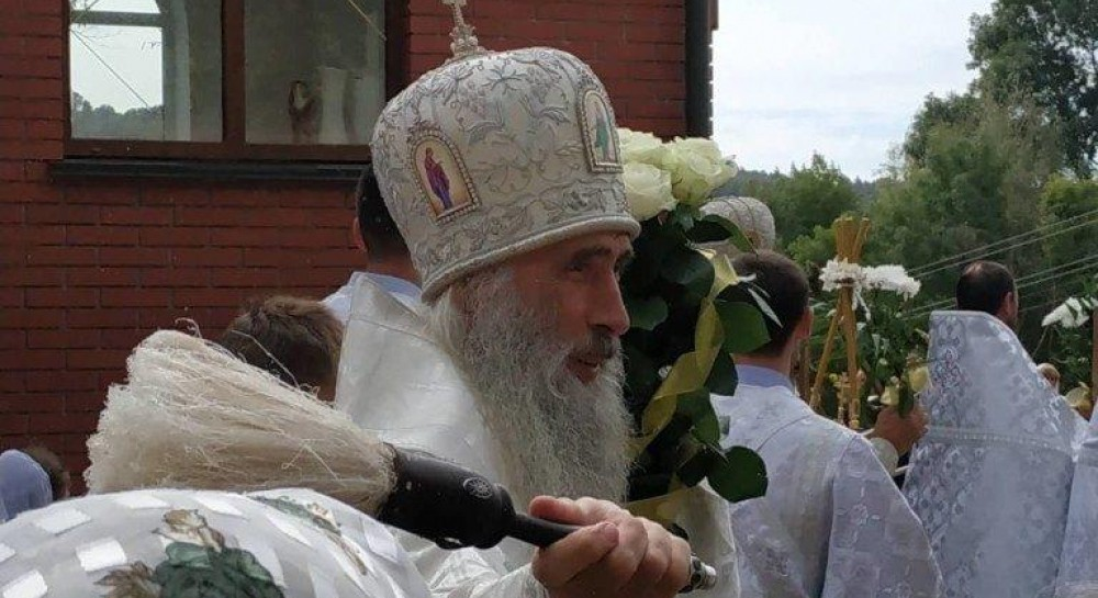 В Бутине на Тернопольщине община УПЦ построила новый храм вместо захваченного