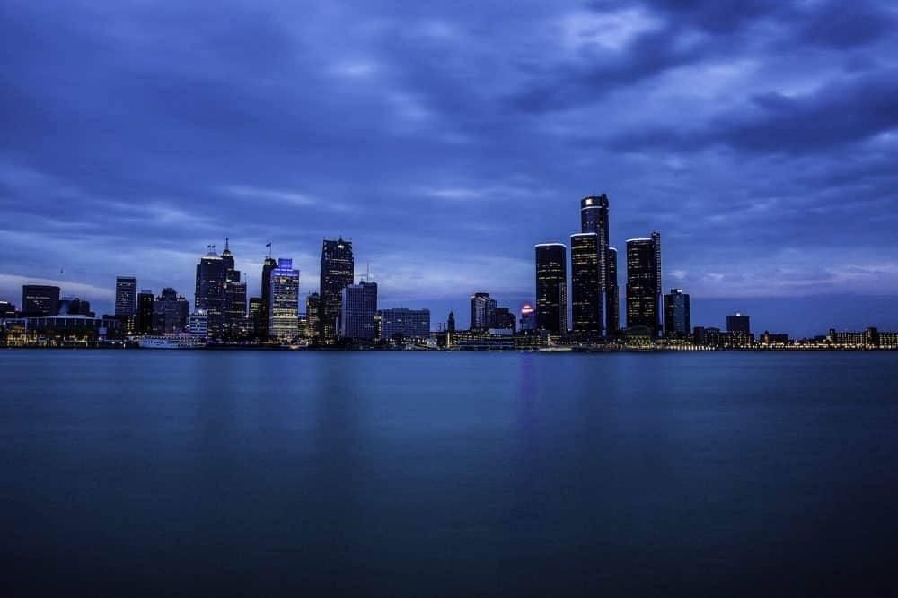 Города США | Все о Детройте