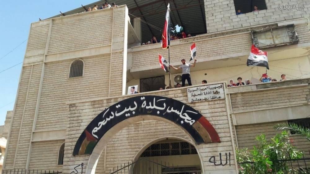 Сирия: промзона под Хомсом восстанавливает довоенные объемы производства