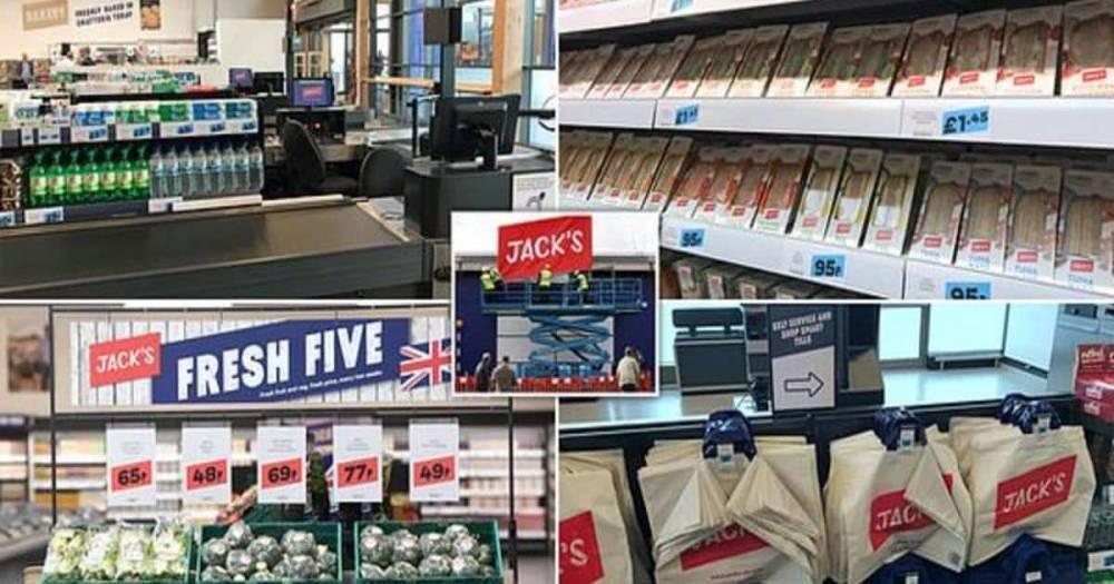 Составит ли супермаркет Jack's достойную конкуренцию Lidl и Aldi. Сравниваем цены на основные товары сетей