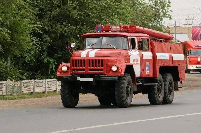 В Саратове при пожаре в многоэтажке пострадали шесть человек