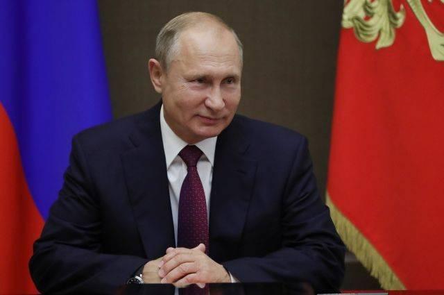 Путин назвал Сахалин одним из ключевых нефтегазоносных районов России
