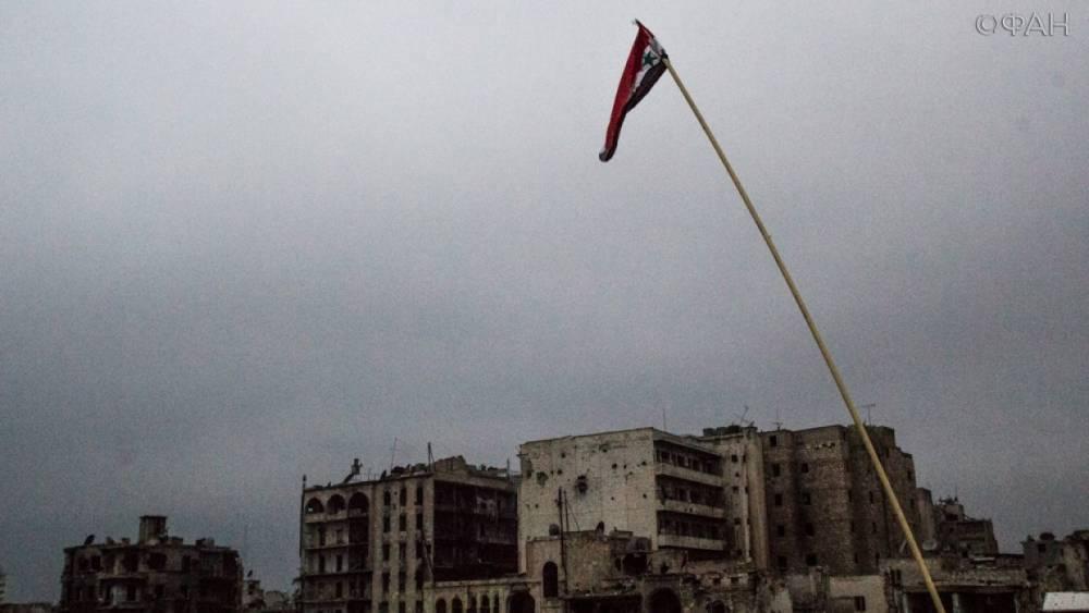 Сирия: курды ликвидировали свыше 40 террористов на восточном берегу Евфрата