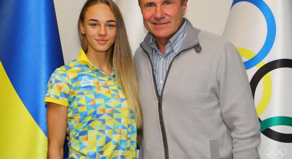 Чемпионке мира по дзюдо Дарье Белодед назначена стипендия президента НОК
