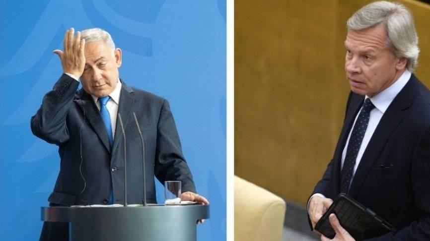 Напротив, риски снижаются: Пушков прокомментировал опасения Израиля из-за поставки С-300 в Сирию