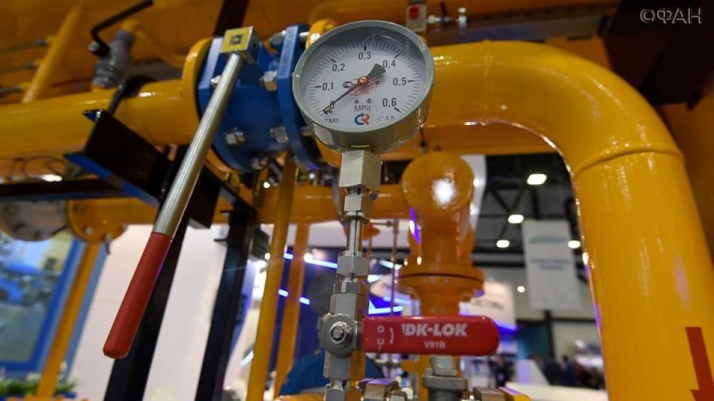 Киев оценил запасы газа на предстоящий отопительный сезон