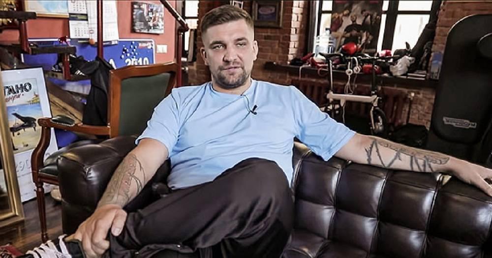 Баста рассказал, как его выгнали из отеля в Донецке из-за сборной Англии