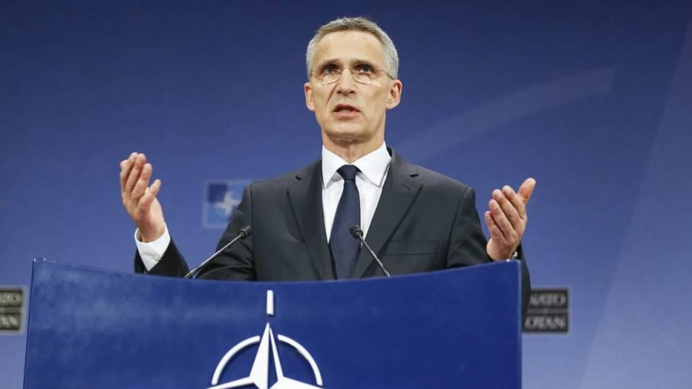 Генсек НАТО заявил, что поддерживает политическое решение кризиса в Сирии