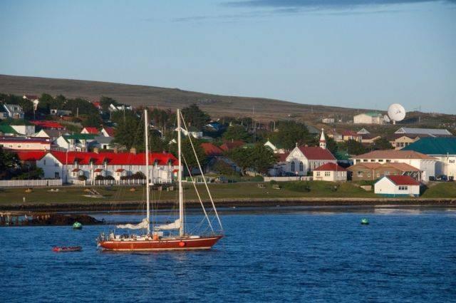 Аргентина настаивает на своих правах над Фолклендскими островами