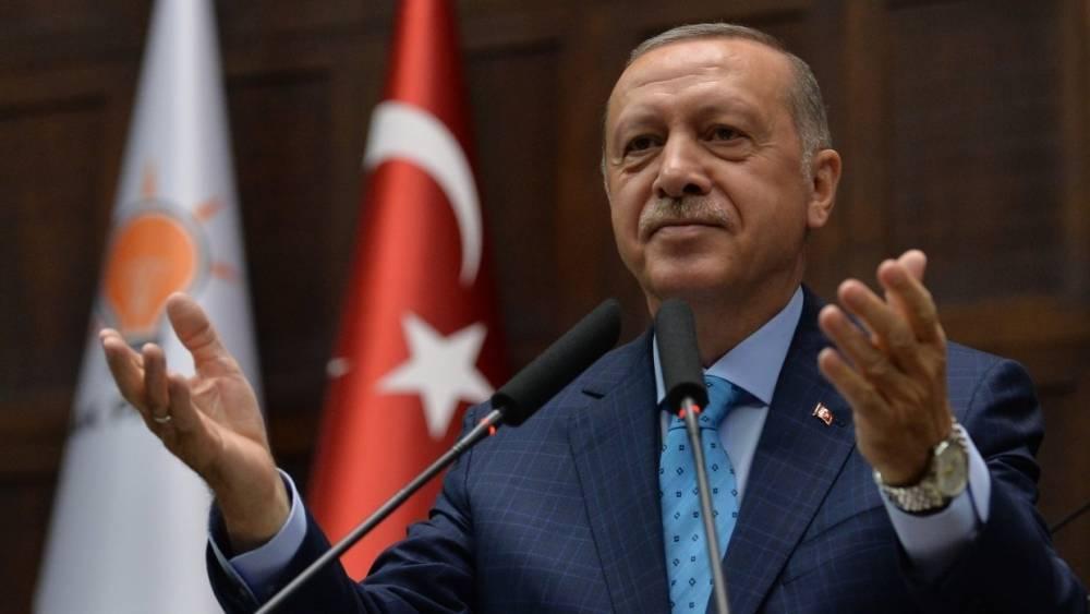 Эрдоган призвал реформировать Совбез ООН