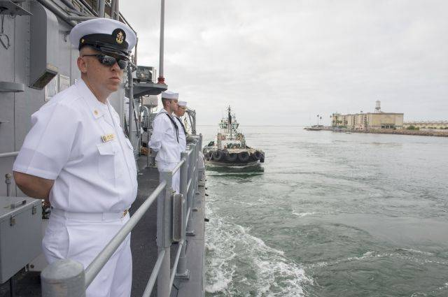 США передадут Украине два списанных катера