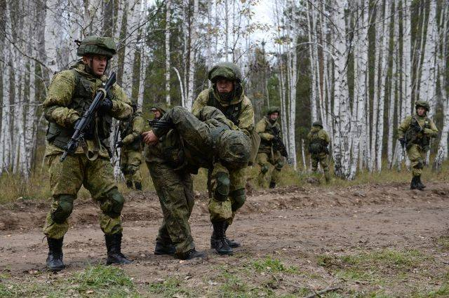 Подразделения РВСН приступили к отработке задач несения боевого дежурства