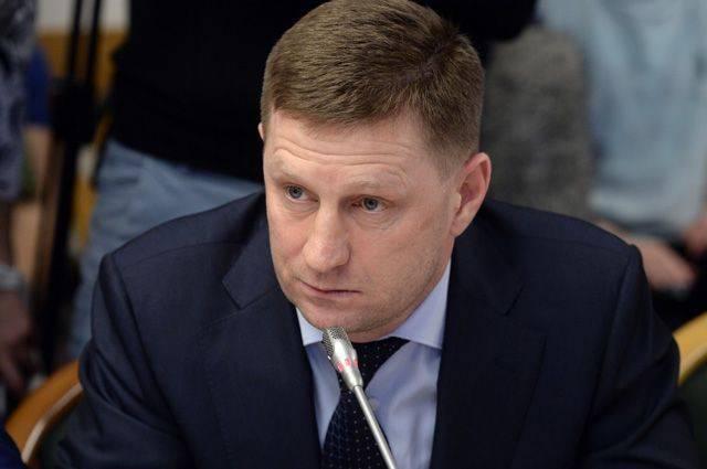 Сергей Фургал официально вступил в должность главы Хабаровского края