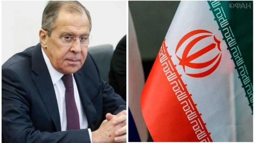 РФ совместно с ЕС создает механизмы расчетов с Ираном в обход санкций США— Лавров