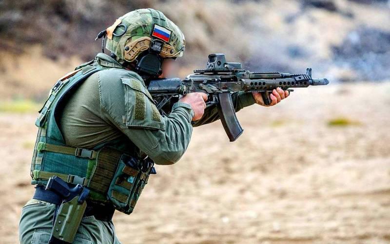 Элитные бойцы: Как готовят спецназ ФСБ России