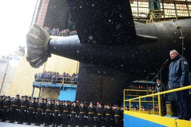 Американские СМИ назвали подлодку «Казань» «грозной вражеской субмариной»