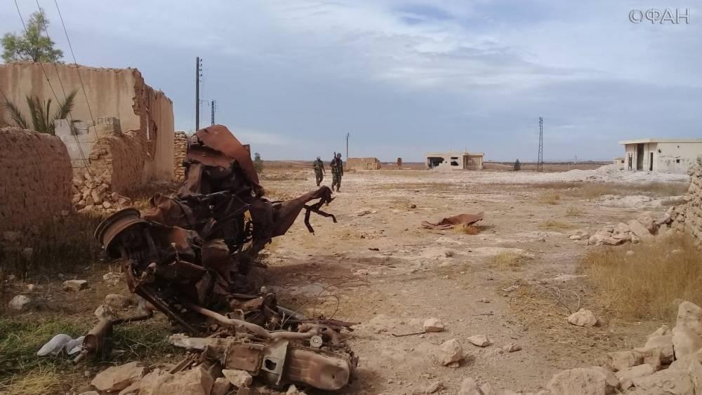Сирия итоги за сутки на 30 сентября 06.00: САА уничтожила 33 СВУ на юге Сирии, три мирных жителя Идлиба пострадали под огнем радикалов