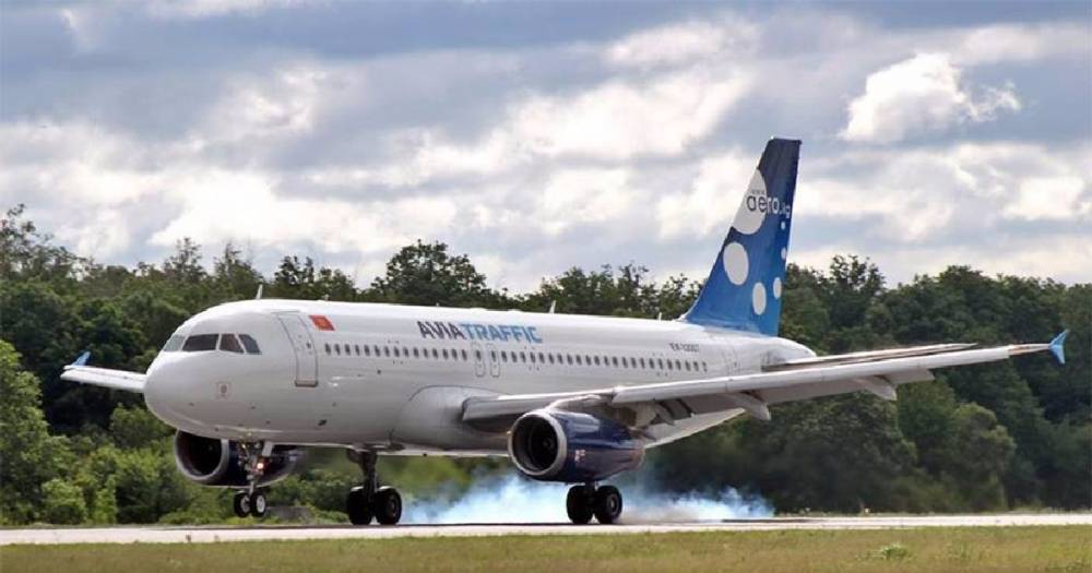 У пассажирского самолёта Ош — Москва во время взлёта лопнули колёса