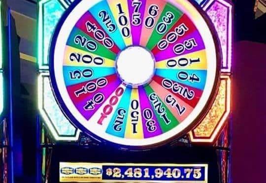 Американка сорвала джекпот в размере $2,4 млн в казино Атлантик-Сити