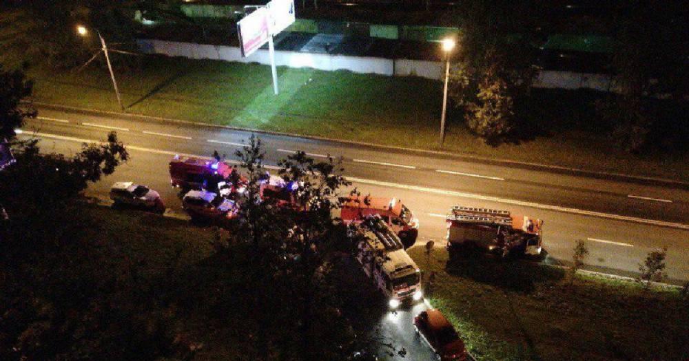 В Петербурге в жилом доме произошёл взрыв бытового газа