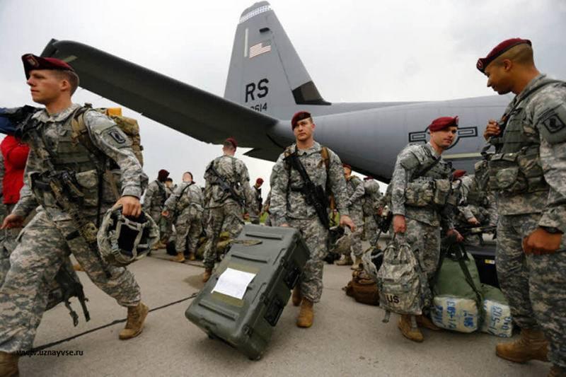 США заявили об увеличении американского военного контингента в Германии